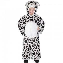 Inchiriere Costum Caine Dalmatian, alb cu pete negre, fete, baieti